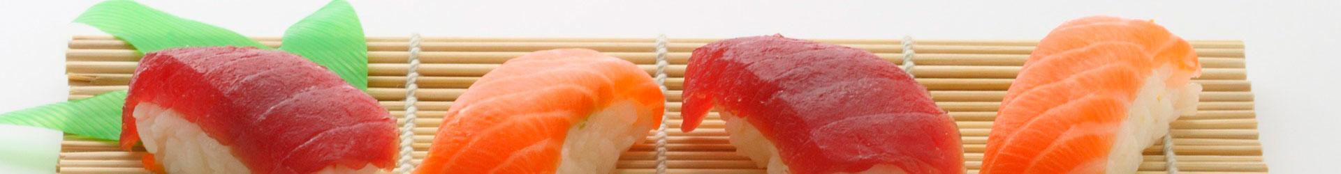 Registro en Subarashi Sushi