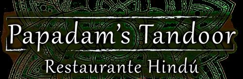 Papadam s Tandoor - Papadam s Tandoor